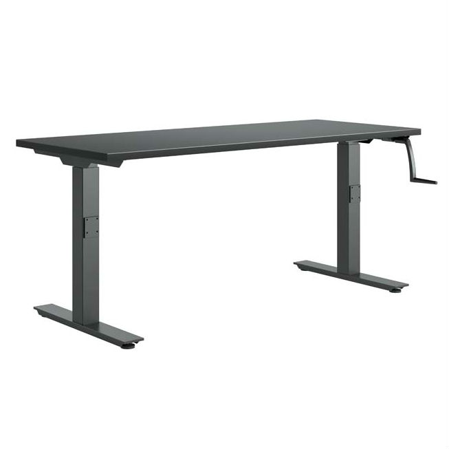 Hi-Lo Adjustable-Height Workbench