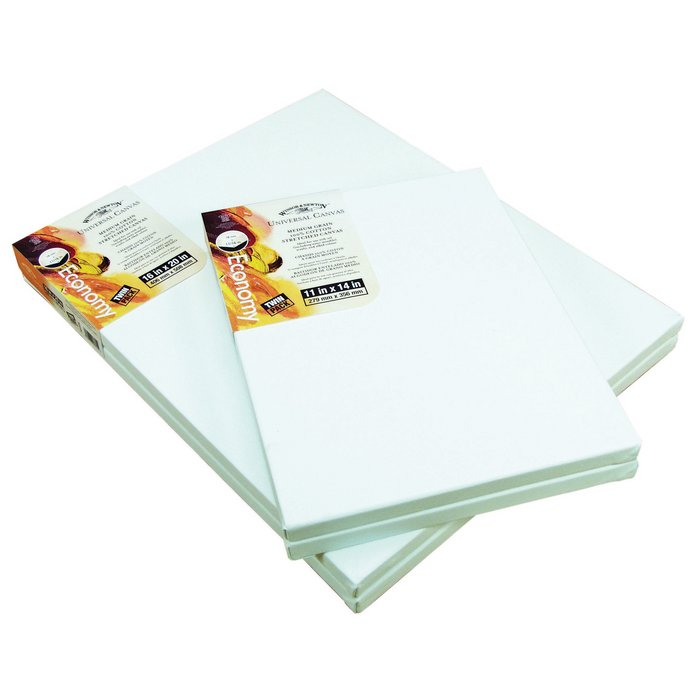 Winsor & Newton Universal Stretched Cotton Canvas
