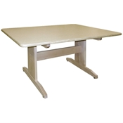 "42"" x 60"" Laminate Top A-2 Art Table Drafting Furniture, Drafting Tables and Drawing Boards, Work Tables and Team Tables"
