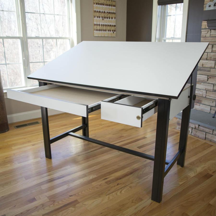 Alvin 37 5 Quot X 72 Quot Design Master 4 Post Drafting Table