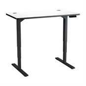 "60"" x 24"" Electric Height-Adjustable Table Height adjustable tables; Tabletops; Table tops; Table; Office table; Office furniture; Height adjustable tables; Tabletop for electric height-adjustable table; Table top for electric height adjustable table; Electric table; adjustable electric table"