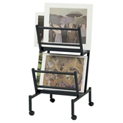 PHR200-BK : Alvin Print and Poster Holder