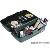 Essentials One Tray Box Drafting Supplies, Portfolios and Cases, Art Supply Storage Bins