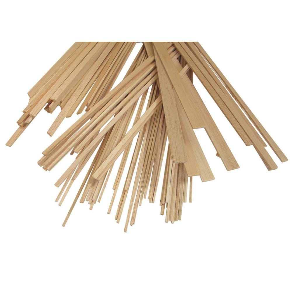 how to use balsa wood
