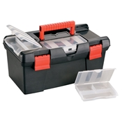 HPB1609 : Heritage Black Medium Art Tool Box