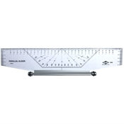 35cm Metric Professional Parallel Glider Drafting Supplies, Ruling and Measuring Tools, Specialty Rulers, Alvin Professional Parallel Glider