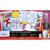 C100510884 : Canson Fanboy Create Your Own Comic Book Kit