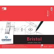 "19"" x 24"" Foundation Bristol Pad - Smooth Surface"