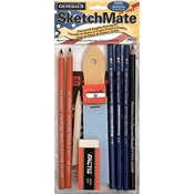 G49SK : Generals SketchMate Charcoal & Graphite Drawing Kit