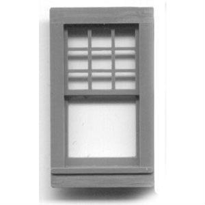 Queen anne double hung window set 4 grl3726 for Queen anne windows