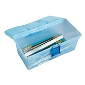 Art Tool Box Drafting Supplies, Portfolios and Cases, Art Supply Storage Bins