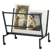 Print and Poster Holder Drafting Furniture, Blueprint Filing and Plan Storage, Print and Poster Racks