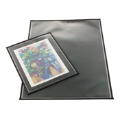 "20"" x 26"" Archival Page Protectors Pack of 6 Drafting Supplies, Portfolios and Cases, Poster and Print Protection, Alvin Archival Print Protectors"