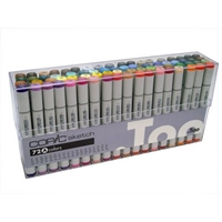 S72A : Copic 72 Sketch Markers Set A