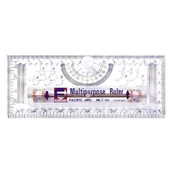 "6"" Multipurpose Ruler"