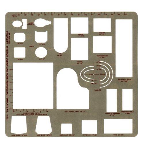 Pickett Interior Design Home Modeling Template 1157i