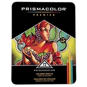 72-Color Set Premier Colored Pencils Drafting Supplies, Drafting Pencils and Leads, Colored Pencils, Sanford Prismacolor Premier Colored Pencils