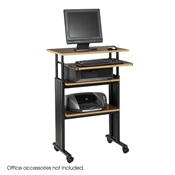 muv Stand-Up Adjustable Height Workstation Computer desk; Computer desks; Computer table; Desk; Adjustable desk; Adjustable desks; Adjustable workstation; Adjustable height desk; Height adjustable desk; Standing desk; Standing workstation; Standup desk; Standup workstation; Stand up desk; Stand up workstation
