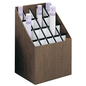 3081 : safco Upright Roll Files 20 Compartments