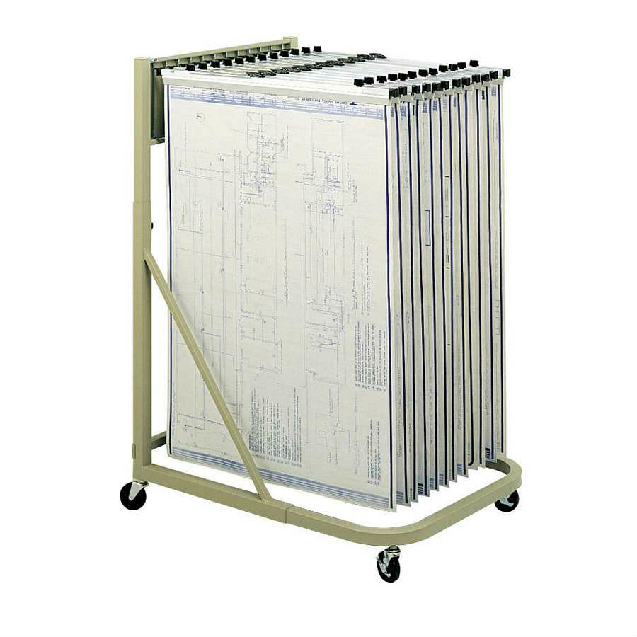 5026 : safco Mobile Roll stand