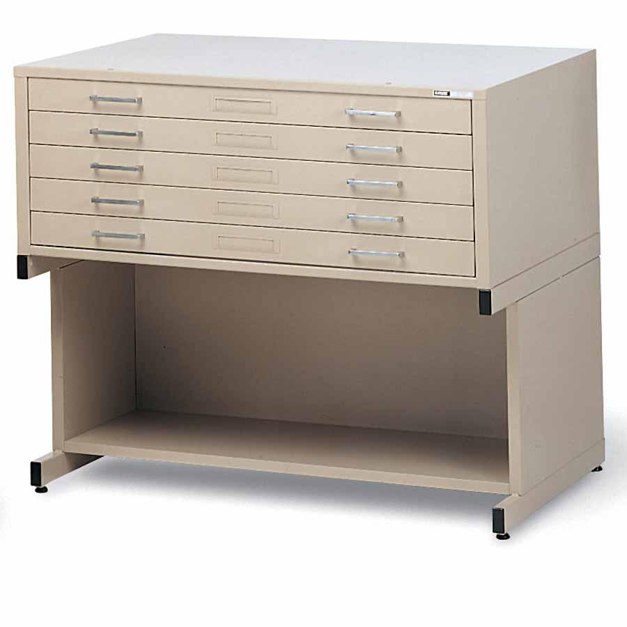 Beau Blueprint U0026 Map Flat File Cabinets
