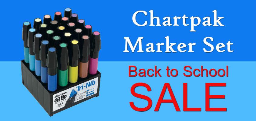 Chartpak AD Marker Sale