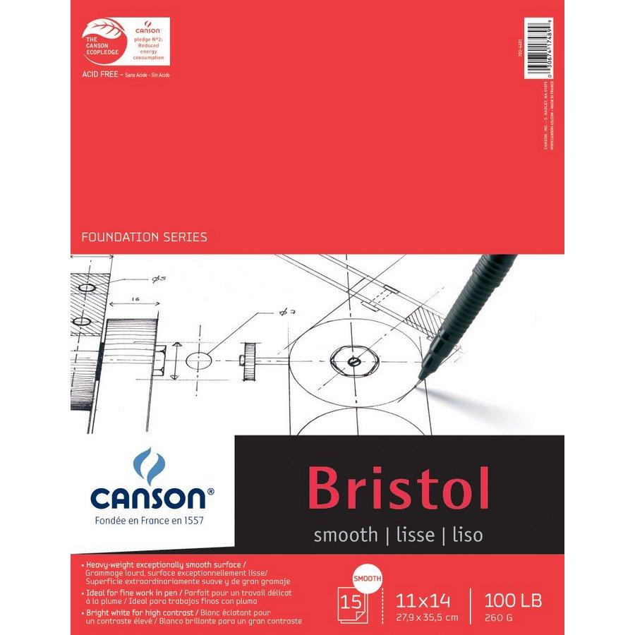 Canson Foundation Series Bristol