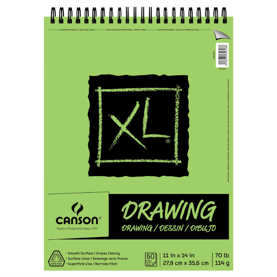 Canson XL Wire Bound Drawing Pads