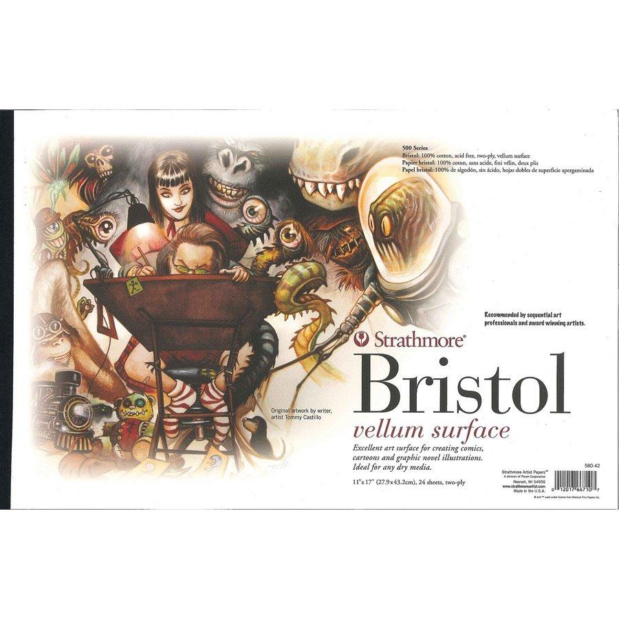 Strathmore 500 Series Sequential Art Bristol