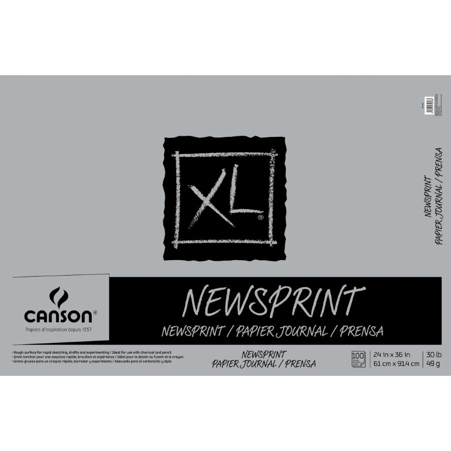 Canson XL Newsprint