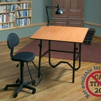 Creative Center Combo E Drafting Furniture, Drafting Tables and Drawing Boards, Drafting Table Sets, drawing table
