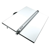 "18"" x 24"" PXB Portable Drafting Board Drafting Furniture, Drafting Tables and Drawing Boards, Portable Drafting and Drawing Boards, Alvin Portable Parallel Straightedge Boards, Office Furniture, Office Desking, Drafting & Craft Tables, Portable Drawing Boards"