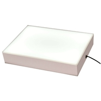 LED ABS Plastic Light Box Drafting Furniture, Drafting Tables & Table Accessories, Light Tables and Boxes