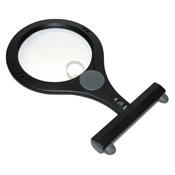 LumiCraft LED Hands-Free Magnifier Drafting Supplies, Office Supplies, Magnifiers
