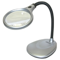 DeskBrite LED Magnifier Desk Lamp