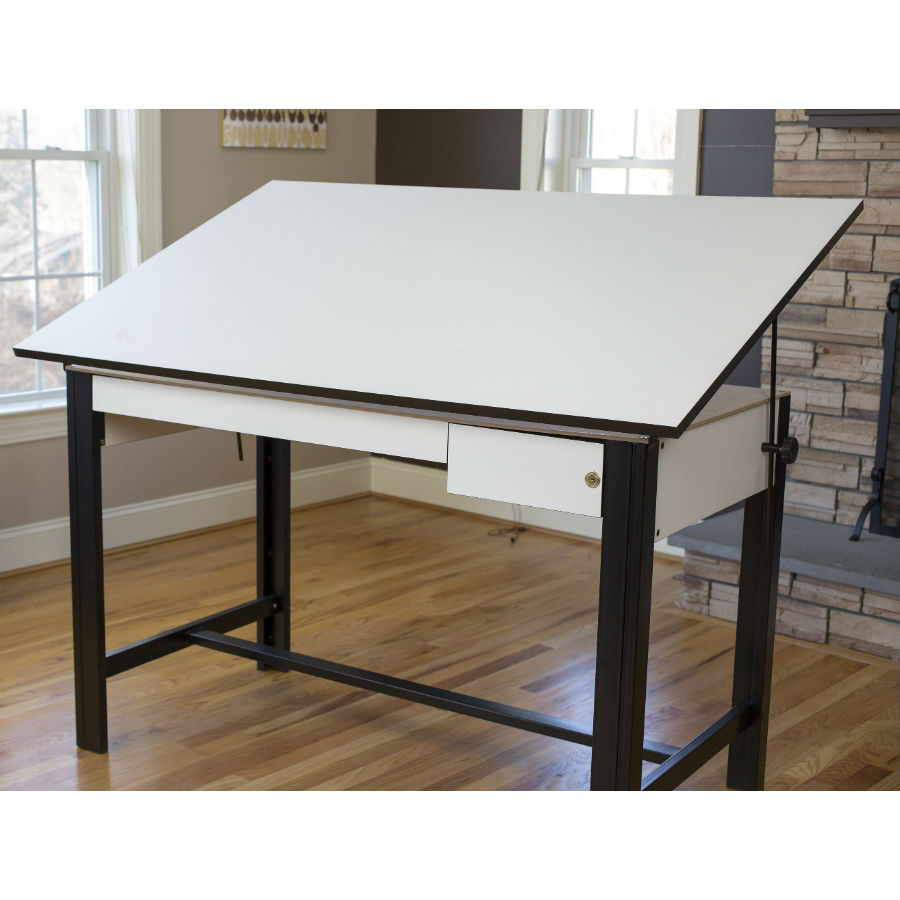 Alvin 37 5 X 72 Design Master 4 Post Drafting Table
