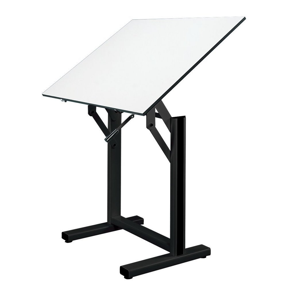Alvin 36 Quot X 48 Quot Ensign Drafting Table Base Color White