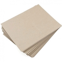 Seth Cole #26 Single Ply Chipboard