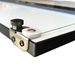 "24"" x 36"" Portable Drafting Board with Mayline Straightedge - MXBKD36"
