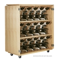 Large Microscope Storage Cabinet