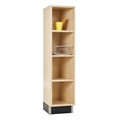 4-Section Cubby Organizer