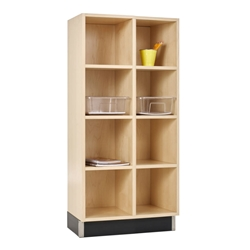 8-Section Cubby Organizer
