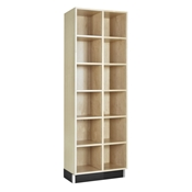 12-Section Cubby Organizer