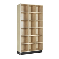 18-Section Cubby Organizer
