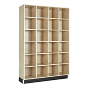 24-Section Cubby Organizer
