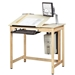 "30"" x 42"" Computer Drafting Table - CDTC-70"