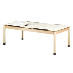 Four-Station Student Drawing Table