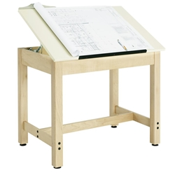 "24"" x 36"" Drafting Table (30""H)"
