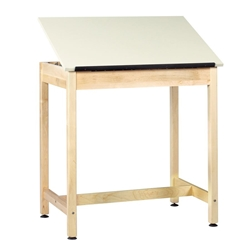 "24"" x 36"" Standing-Height Drafting Table (37""H)"
