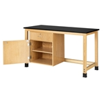 Add-A-Cabinet Student Table (Drawer/Door)